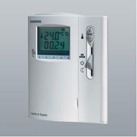 standard programmable room thermostat