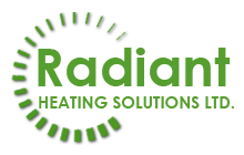 radiant heating solutions logo